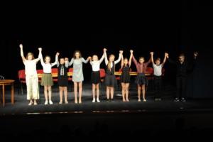 """Teatr Przyjaciele (Białoruś)  - """"Pani na opak"""""""