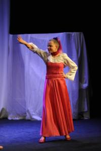 """Teatr Zaczarowana szkatułka (Ukraina) -  """" Północ-Południe"""""""